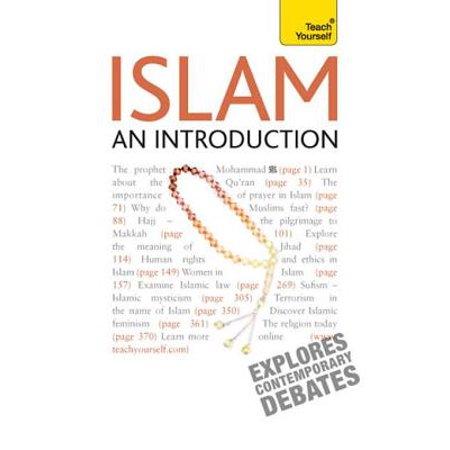 Islam An Introduction Teach Yourself Ebook Walmart Com