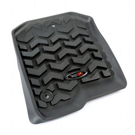 Rugged Ridge 12595 37 Black Mini Floor