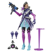 Overwatch Ultimates Series Sombra 6-Inch-Scale Collectible Figure, Ages 4 and Up
