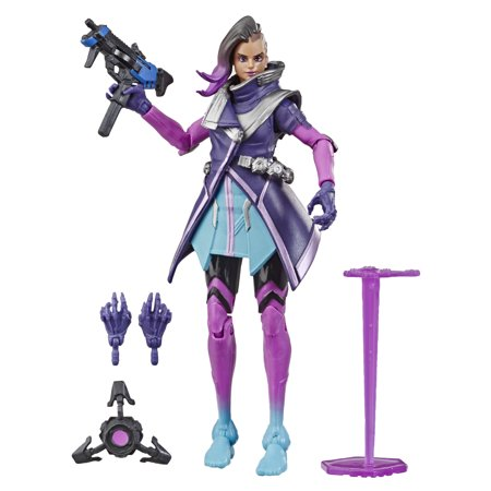 Overwatch Ultimates Series Sombra 6-Inch-Scale Collectible Figure