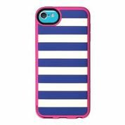Agent 18 StripeVest Silicone Case for iPod touch 5G - Blue/Pink ()