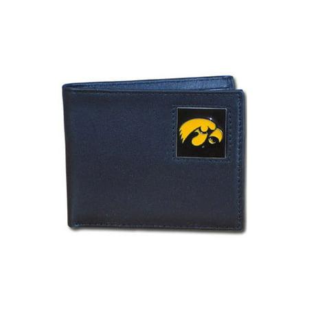 - Iowa Hawkeyes Official NCAA  Leather Billfold Wallet by Siskiyou