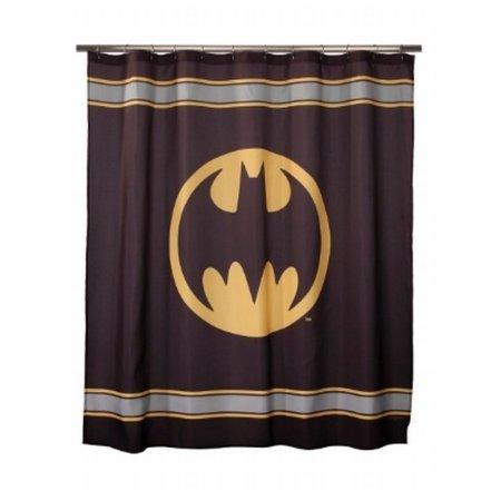 Batman bathroom rug