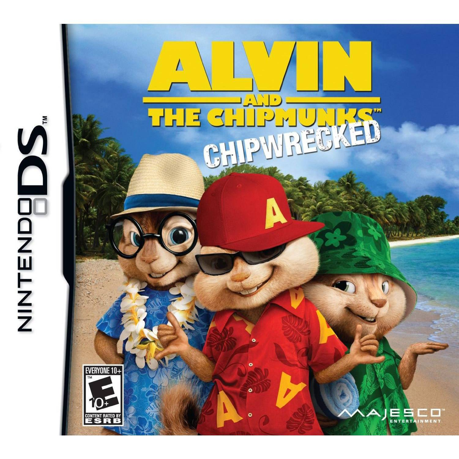 Alvin and the Chipmunks (DS)