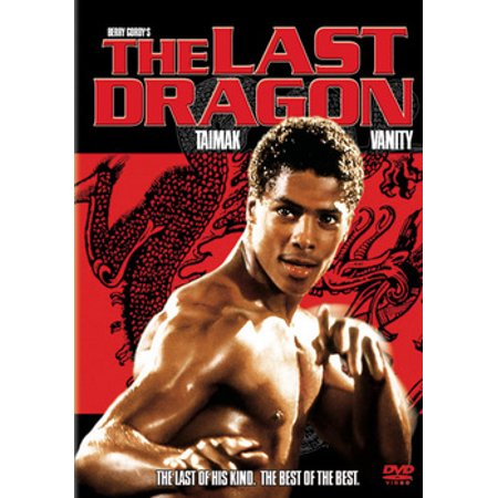 The Last Dragon (DVD) - The Last Halloween 2017