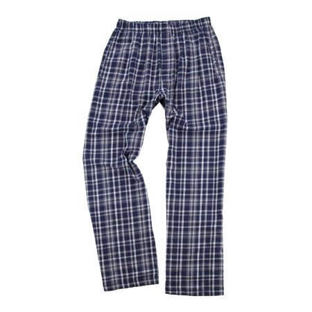 - Hometown Clothing Bundle: Boxercraft Classic Flannel Pant & 10% off coupon for a future purchase with us, Navy/White-L