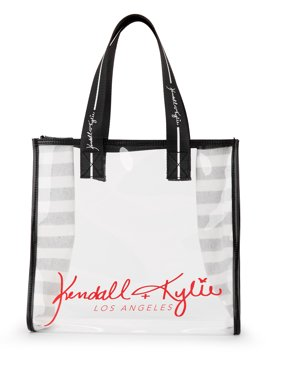 2-Day Shipping. on orders  35+. Free pickup. Product Image Kendall + Kylie  for Walmart Black Mix Mini Tote 635da9e01190f
