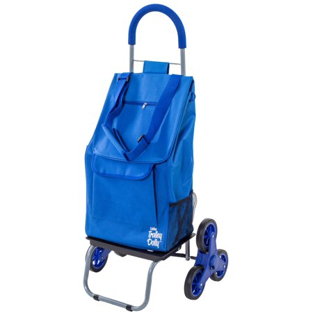 dbest Stair Climber Trolley Dolly, Multiple Colors