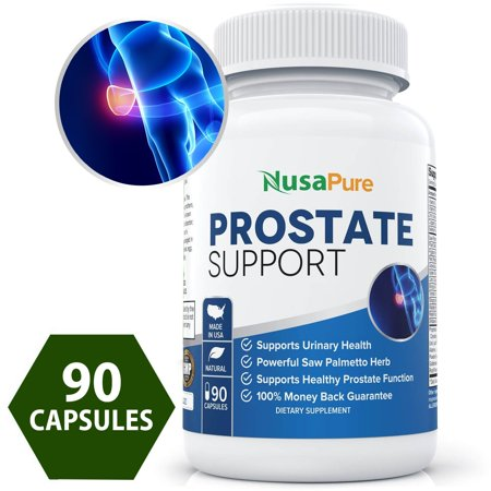 Saw Palmetto Prostate Supplement for Prostate Health for Men: The Best Prostate Formula That Really Works with Saw Palmetto, B Complex, Nettle Root, Nettle Leaf, Super Prostate Formula for (The Best Prostate Formula)