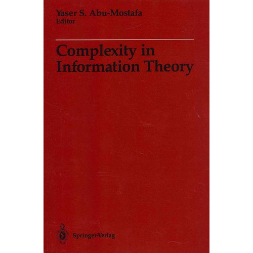 Complexity in Information Theory