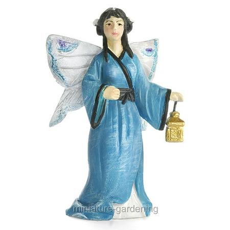 - Miniature Lotus, Chinese Princess Fairy for Miniature Garden, Fairy Garden
