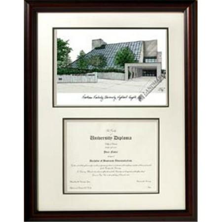 northern kentucky university 85 x 11 scholar diploma frame - Diploma Frames Walmart