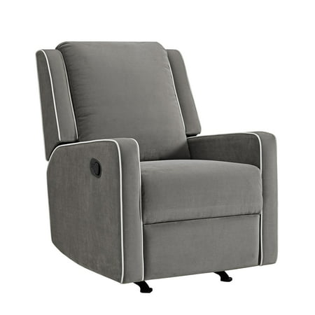 Baby Relax Robyn Rocking Recliner  Graphite Grey
