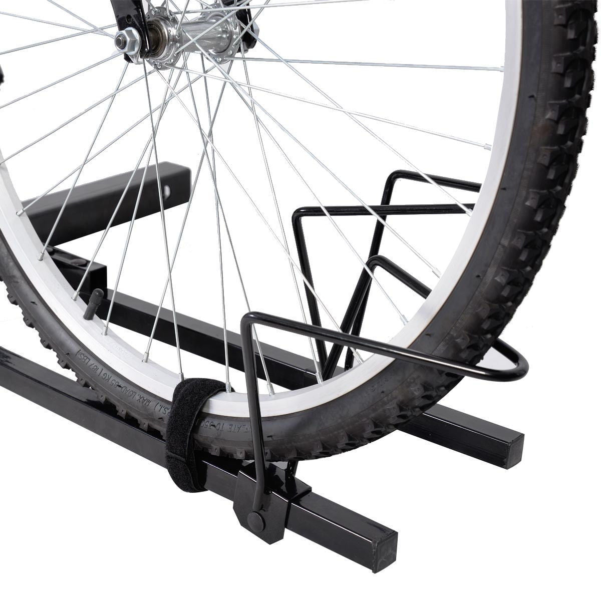 2 Bike Bicycle Carrier Hitch Receiver 2/'/'  Heavy Duty Mount Rack Truck SUV