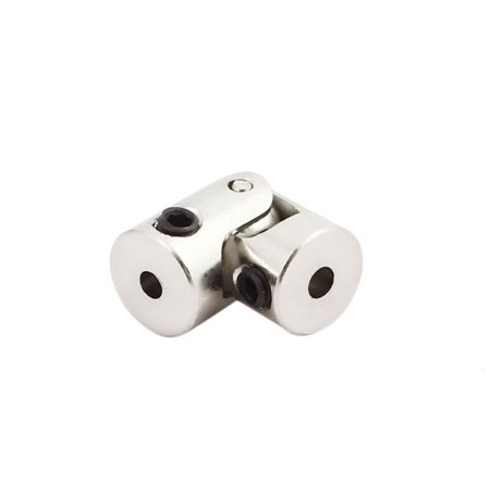 2.0mm à 2.3mm Dia Int Rotatif Universal Métal U Joint Coupler 5Pcs - image 2 de 3