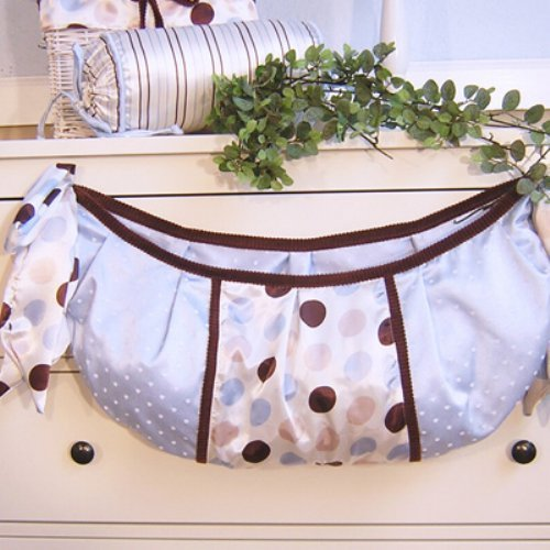 Brandee Danielle Ash Blue Toy Bag