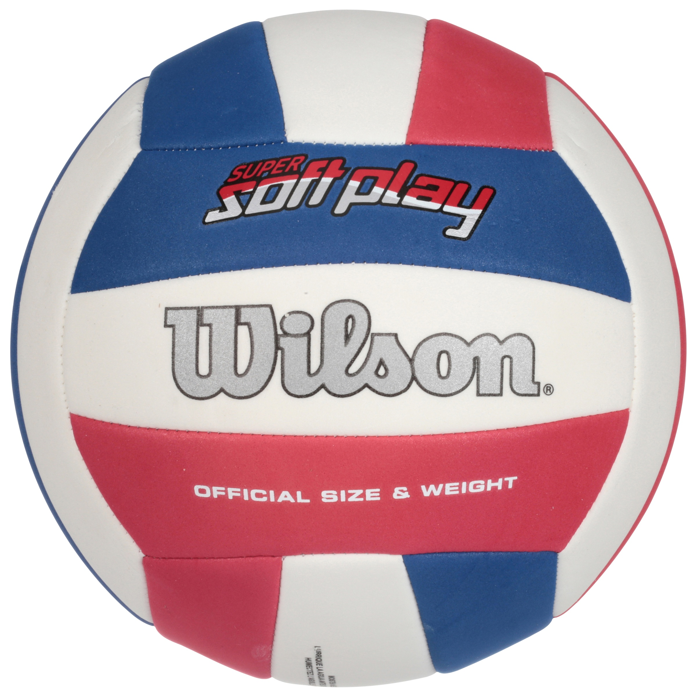 Wilson® Super Soft Play Volleyball Box