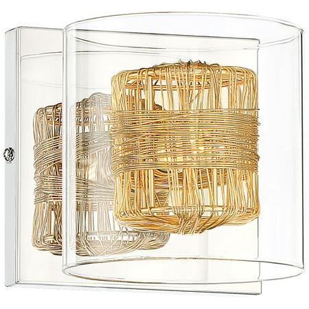 Possini Euro Design Possini Euro Wrapped Wire 5
