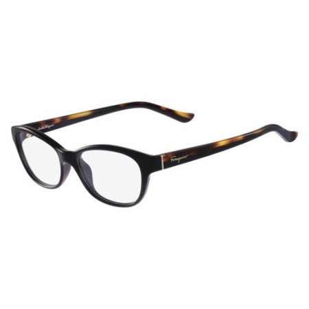 SALVATORE FERRAGAMO Eyeglasses SF2722 001 Black 53MM SALVATORE FERRAGAMO Eyeglasses SF2722 001 Black 53MM