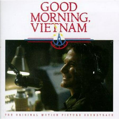 Good Morning, Vietnam Soundtrack (CD)