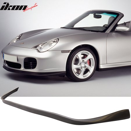 Compatible with 01-05 Porsche 996 911 4S Coupe Turbo OE No Hole Carrera Front Bumper Lip (Porsche Cayenne Front Bumper)