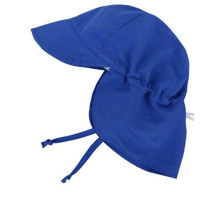 403eec034e127 Simplicity - UPF 50+ UV Ray Sun Protection Baby Hat w  Neck Flap    Drawstring