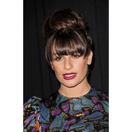 Lea Michele In Attendance For Fox 2010 Upfront Programming Presentation Post Party Canvas Art     16 X 20