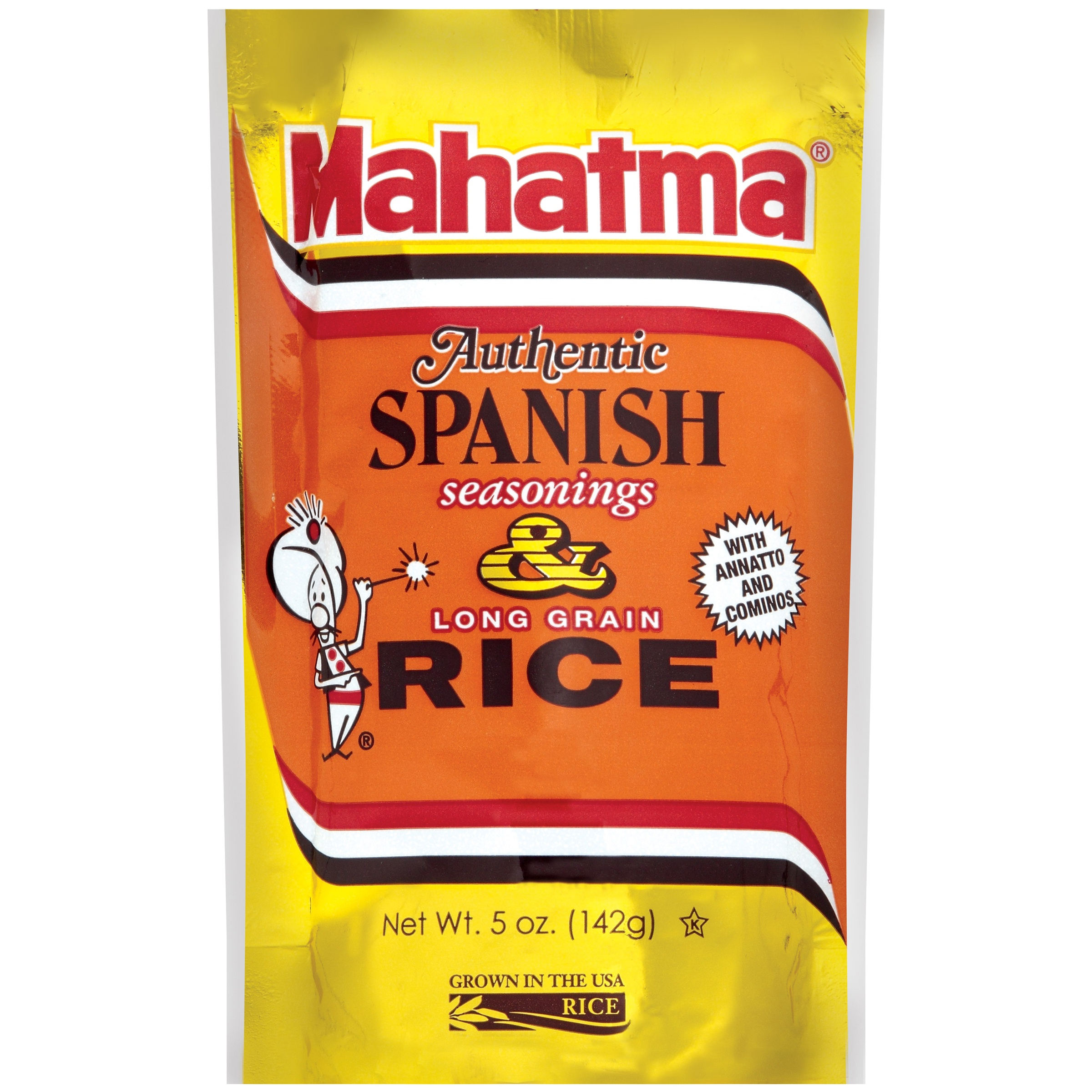 Mahatma® Authentic Spanish Seasonings & Long Grain Rice 5 oz.