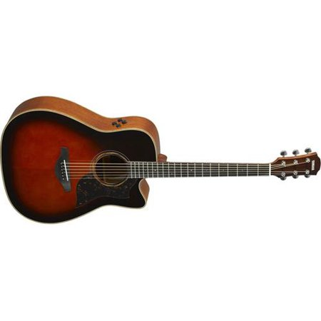 Yamaha A3M ARE Acoustic-Electric Guitar (Vintage (Best Vintage Yamaha Acoustic Guitars)
