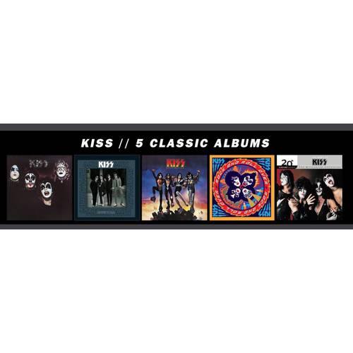 5 Classic Albums (5 Disc Box Set)
