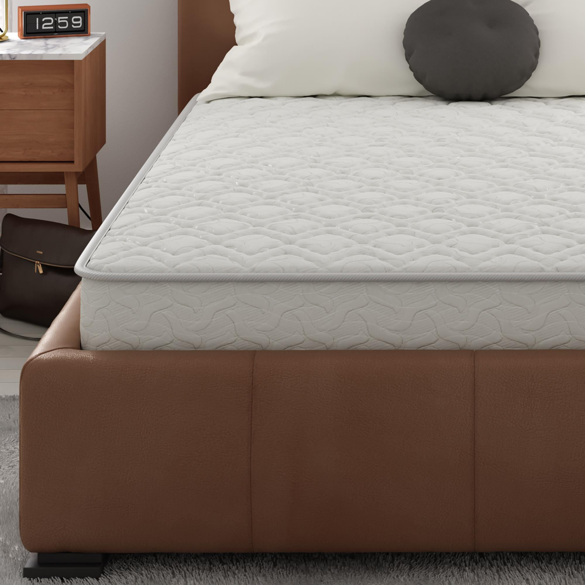 Signature Sleep Gold CertiPUR-US Triumph 8 inch Independently Encased Coil Mattress,... by Dorel Home Products