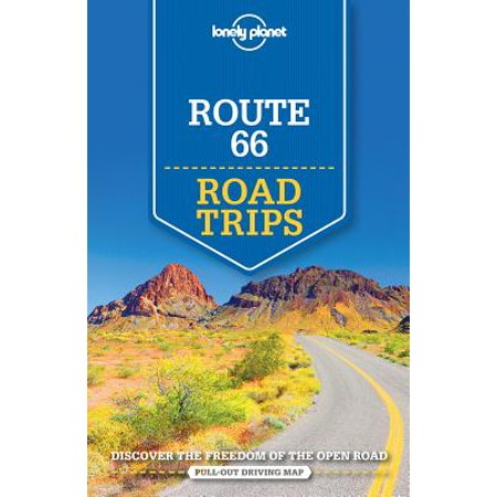 Travel guide: lonely planet route 66 road trips - paperback: 9781786573582