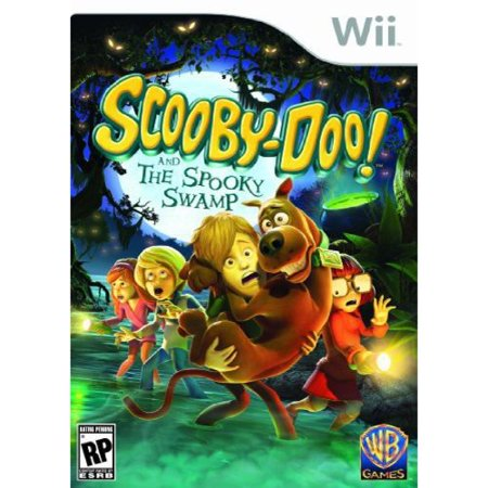Scooby-Doo and the Spooky Swamp (Wii)