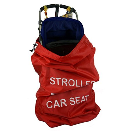 Stroller Travel Bag Gate Check Baby Carseat Backpack Large