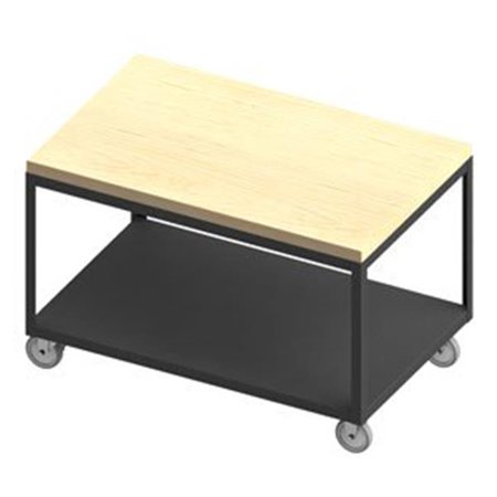 Swell Westward Hmt 2448 2 Mt 95W Workbench Butcher Block 48 W 24 D Gmtry Best Dining Table And Chair Ideas Images Gmtryco