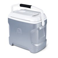 Igloo 28 Qt Iceless Cooler in Silver