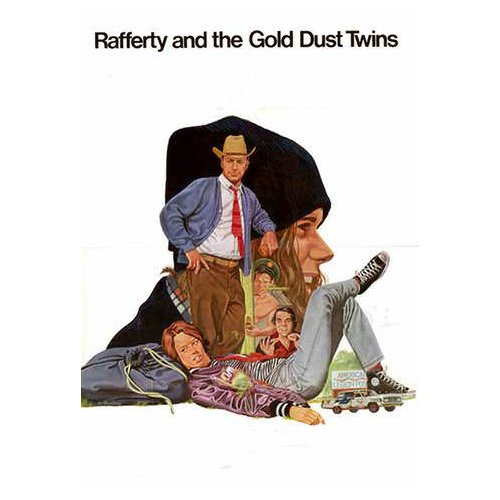 Rafferty and the Gold Dust Twins (1975)