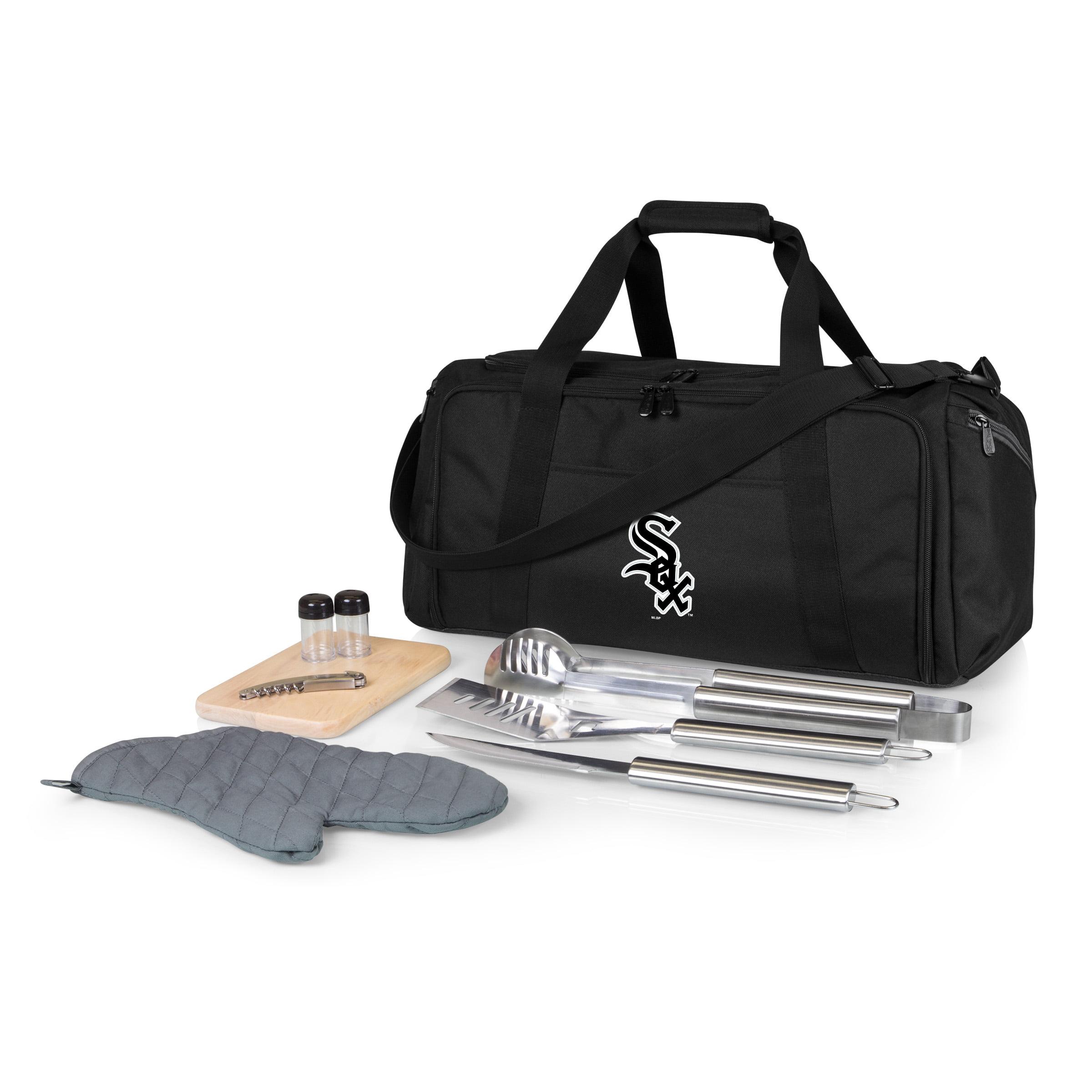 Chicago White Sox BBQ Kit Cooler - Black - No Size