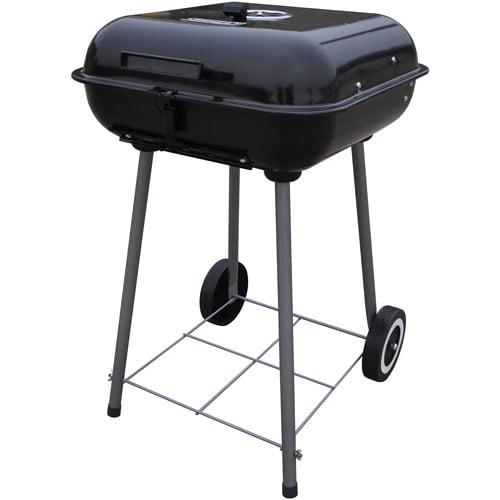 "Backyard Charcoal Grill backyard grill 17.5"" charcoal grill - walmart"