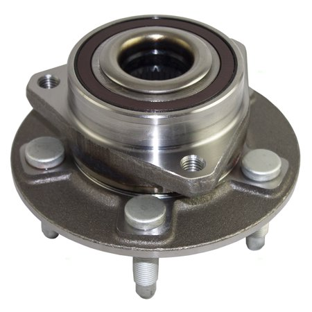 Chevrolet Camaro Release Bearing - Wheel Hub Bearing Assembly Replacement for Chevrolet Camaro Cadillac CTS 13580685 HA590260
