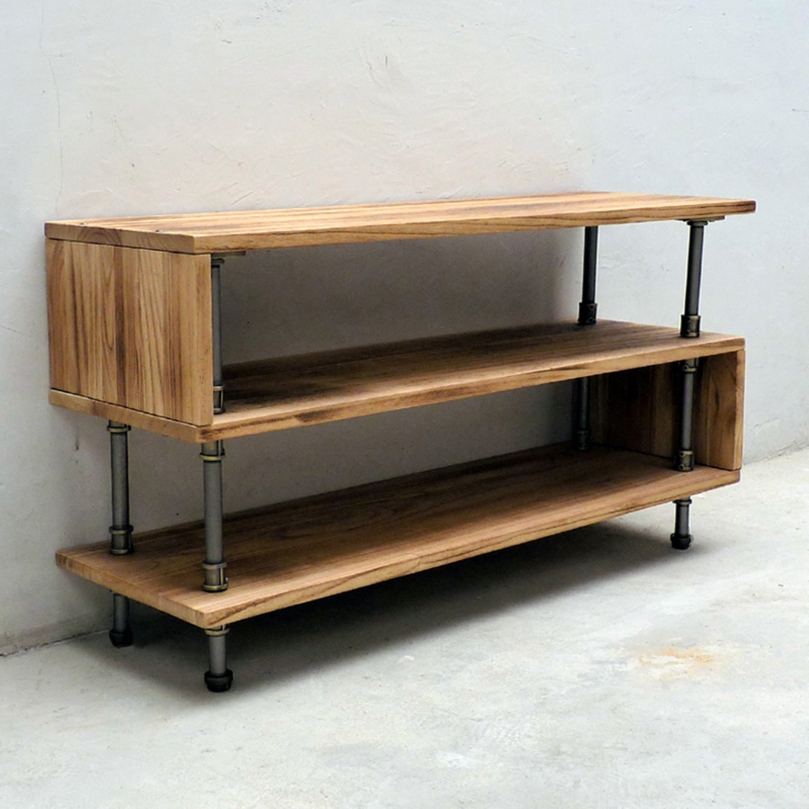 Furniture Pipeline Tucson Industrial TV Stand