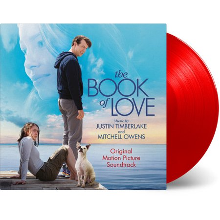 The Book Of Love Soundtrack  Vinyl   Limited Edition
