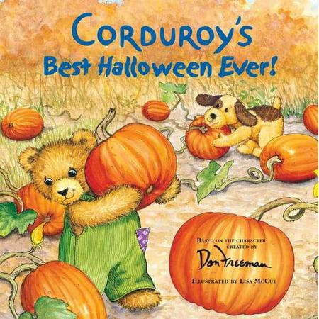 Famous Groups Of 6 For Halloween (Corduroy's Best Halloween)
