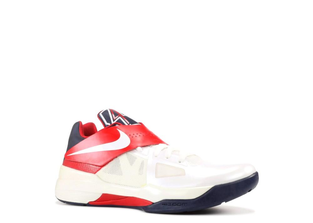 0dfc6c7cb559 Nike - Men - Zoom Kd 4  Usa  - 473679-103 - Size 10.5