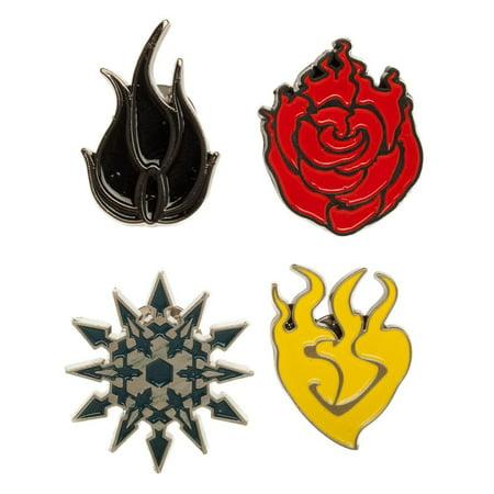 RWBY Anime Lapel Pins RWBY Accessories - RWBY Gift Anime Accessories