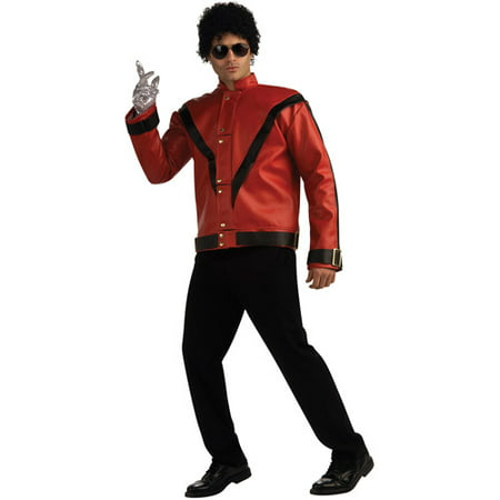 M Jackson Military Halloween Jacket Costume (Michael Jackson Thriller Jacket For Sale)