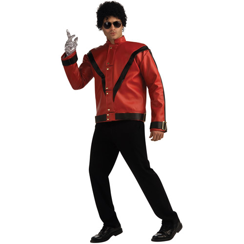 M Jackson Military Halloween Jacket Costume