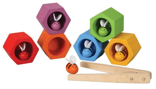 PlanToys Plan Preschool Bee Hive Preschool by Plan Toys