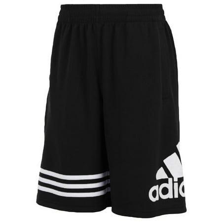 Adidas Boys Performance Core Short (Black, Small-8) Adidas 3 Stripes Dazzle Short