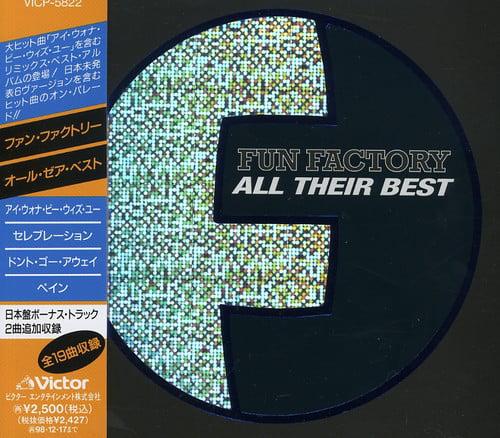 Fun Factory - All Their Best [CD]